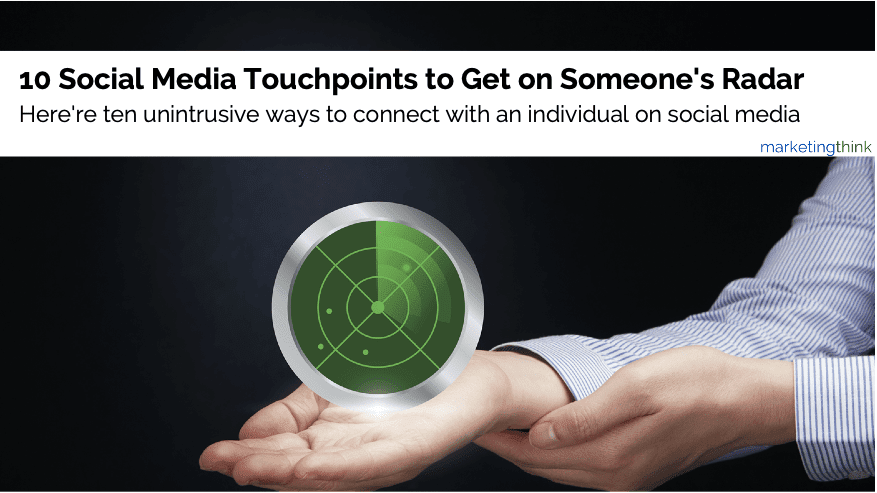 Social-media-touchpoints