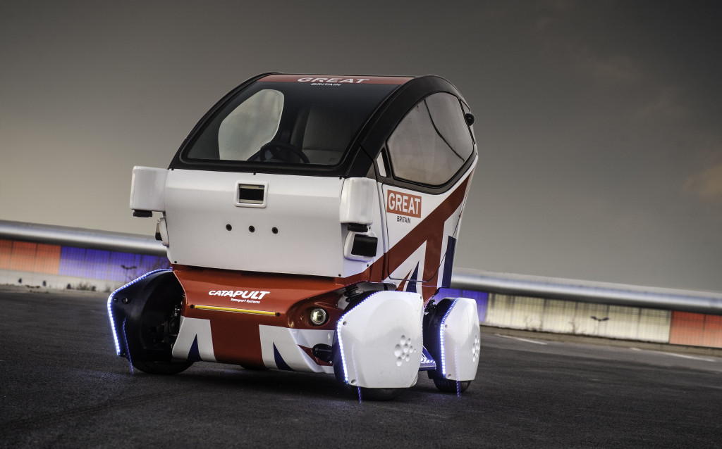 Transport Systems Catapult:IDEAPOKE