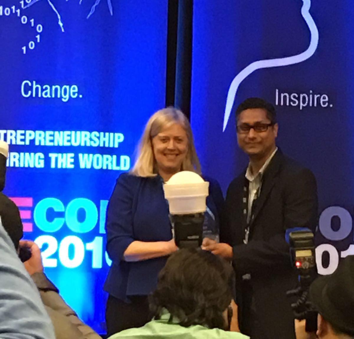 TIEcon 2016 Winner - Ideapoke TiE50 Top Start ups