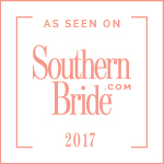 Castle Hall Creative Featured on Southern Bride Magazine