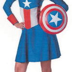 Captain America (Womens)