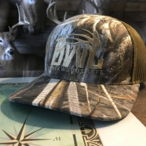 Backwood Life Max-5 hat