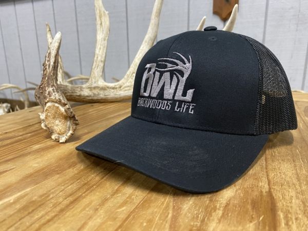 BWL Logo Hat Black Center