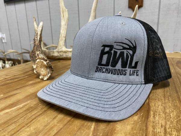 Backwoods Life Logo Hat