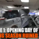 Opening Day ruined - Backwoods Bucks 2020-1