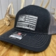 Backwoods Life Flag Hat