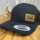 Black Patch Backwoods Life Hat