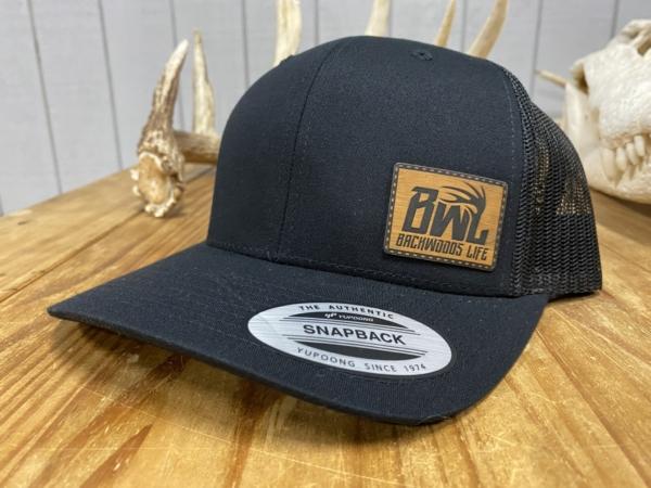 Black Patch Backwoods Life Hat