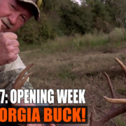 Opening week big Georgia buck