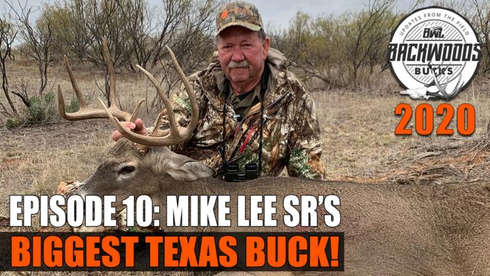 Biggest Texas Buck Ever