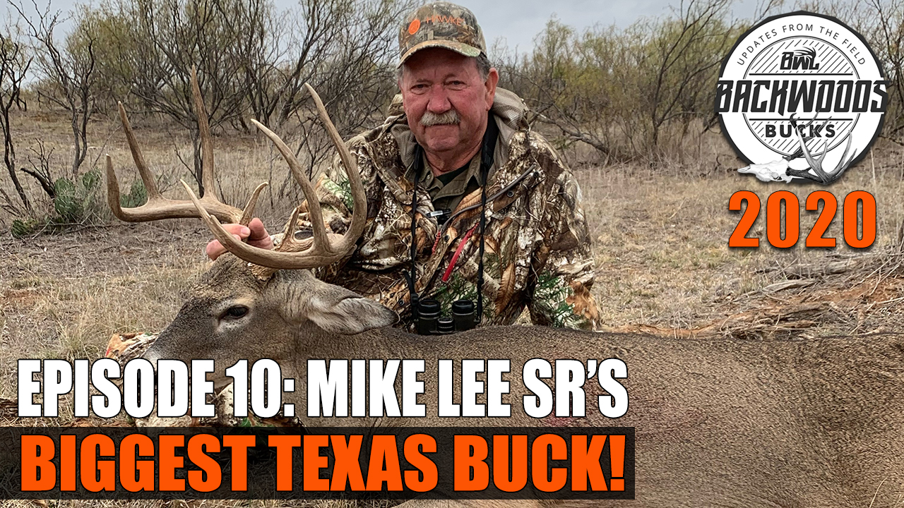Biggest Texas Buck Ever