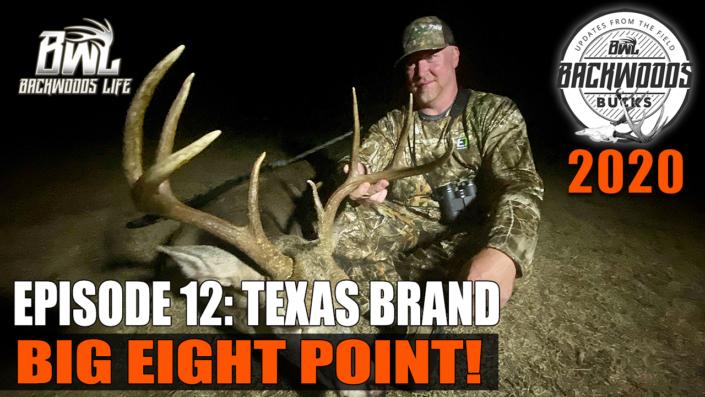 Texas Brand Eight Point