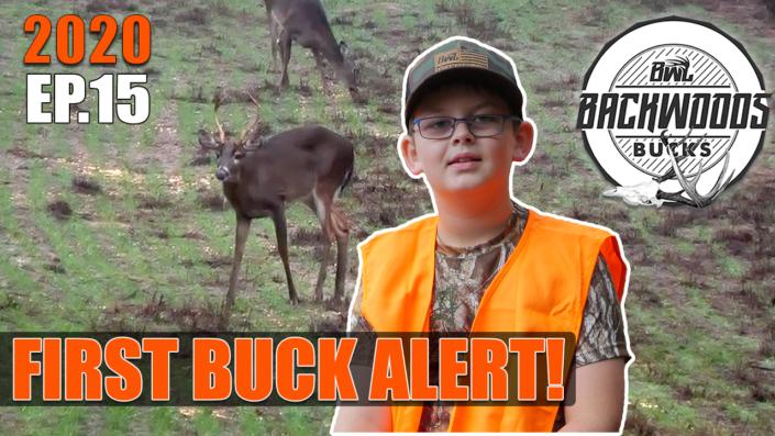 First Buck Alert
