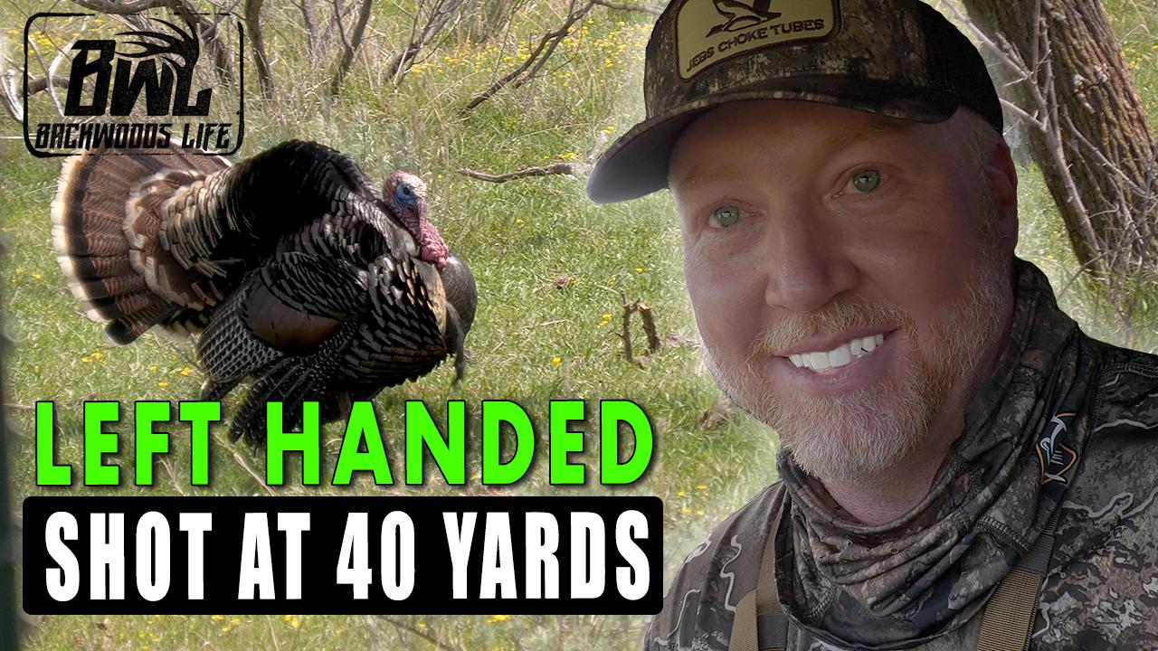 Left handed Turkey Shot