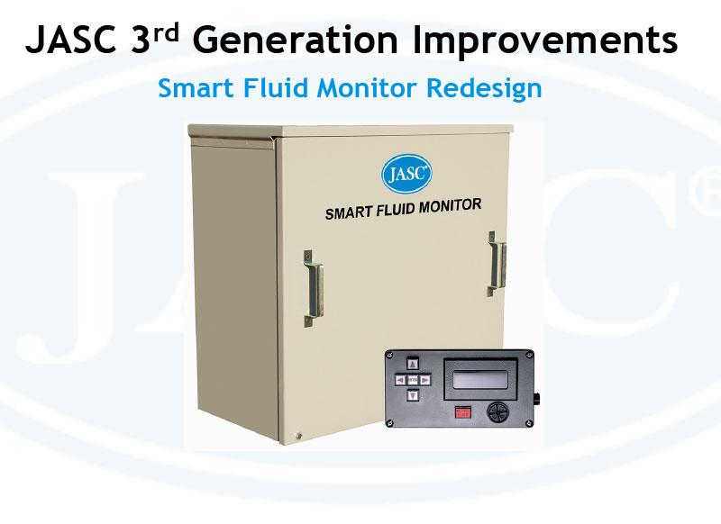 Smart Fluid Monitor Redesign