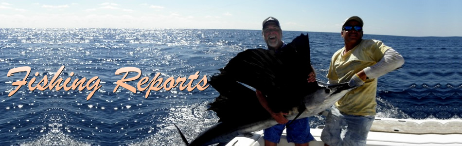Fishing Report for February 13th