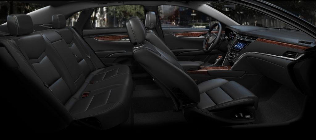 XTS Sedan Interior