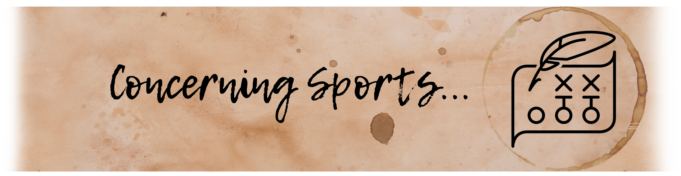 Concerning Sports