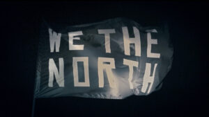 Toronto Raptors We the North Flag