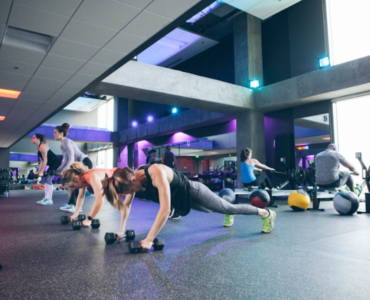 Boutique Fitness Workplace Wellness
