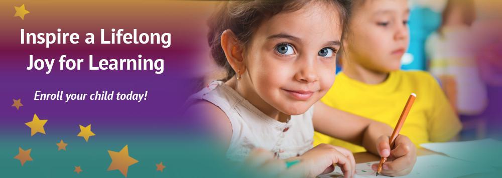 Inspire a Lifelong Joy for Learning
