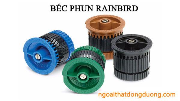 BÉC PHUN SPRAYS RAIN BIRD