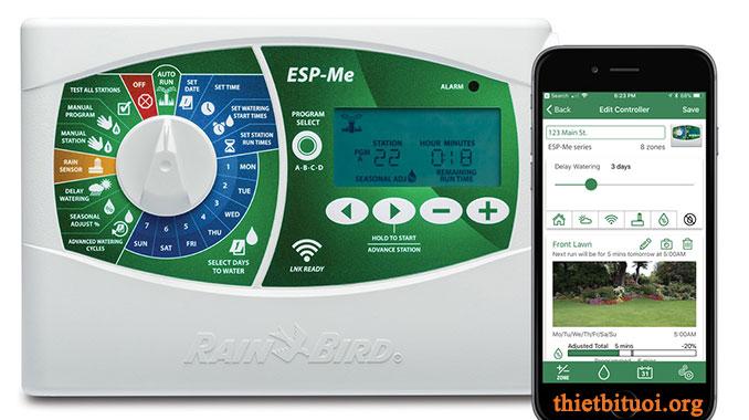 Bộ điều khiển tưới ESP Me Rain Bird, Bộ điều khiển ESP MeRain Bird