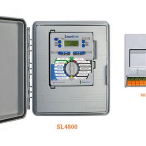 BỘ ĐIỀU KHIỂN TƯỚI SL-4800 - BỘ ĐIỀU KHIỂN WEATHERMATIC