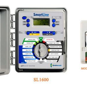 BỘ ĐIỀU KHIỂN TƯỚI SL-1600 - BỘ ĐIỀU KHIỂN WEATHERMATIC