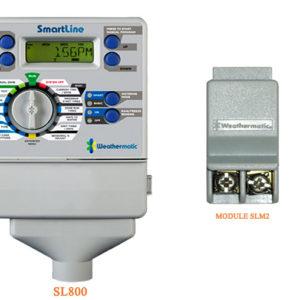 BỘ ĐIỀU KHIỂN TƯỚI SL-800 - BỘ ĐIỀU KHIỂN WEATHERMATIC