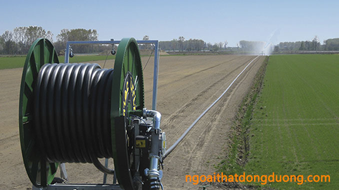 Tính toán thủy lực đường ống tưới