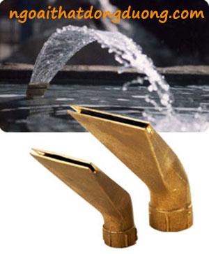 Vòi phun Laminar Fan Jet