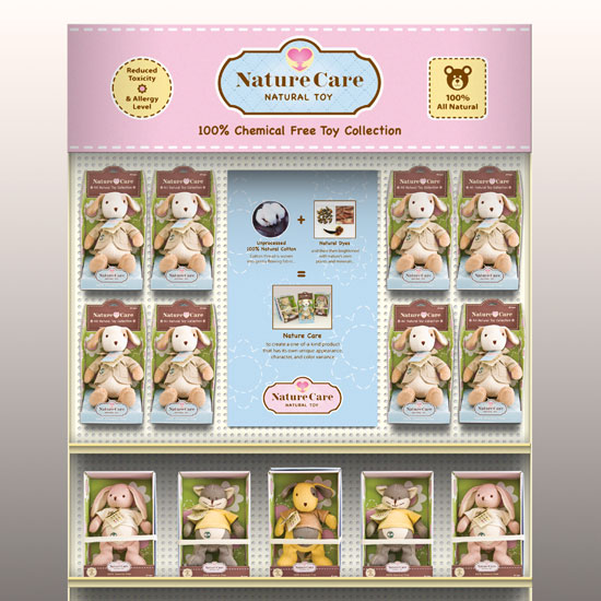 Retail Packaging Habitat Visual Communications - Design Agency - Toddler Packaging - Manasquan, Monmouth County, New Jersey