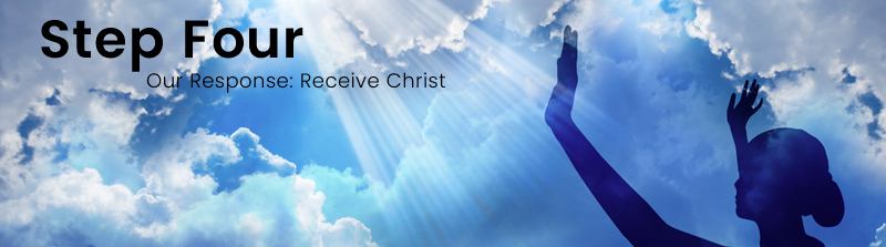 Our Response: Receive Christ