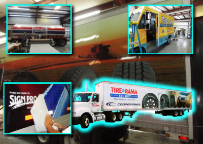 Billings Truck Wraps