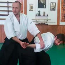 Yudansha class em Tucuman com Stéphane