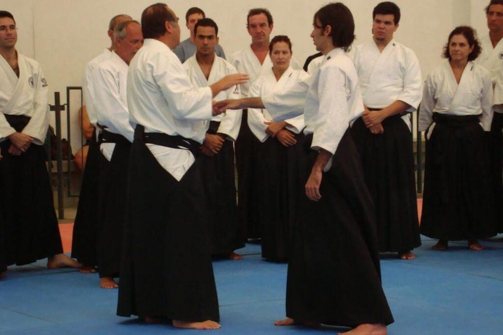 Seminário internacional em Recife (Brasil) em 2008.