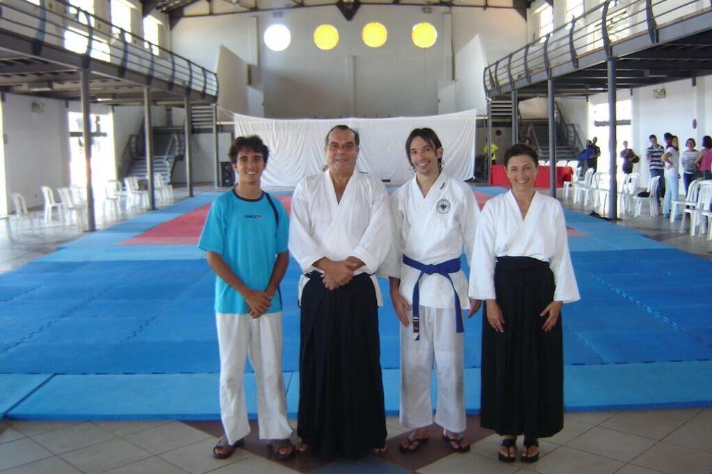 Seminário internacional em Recife (Brasil) em 2007.
