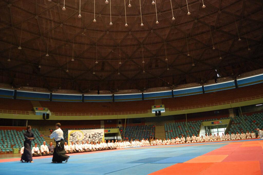 Abertura seminário internacional em Recife (Brasil) em 2010.