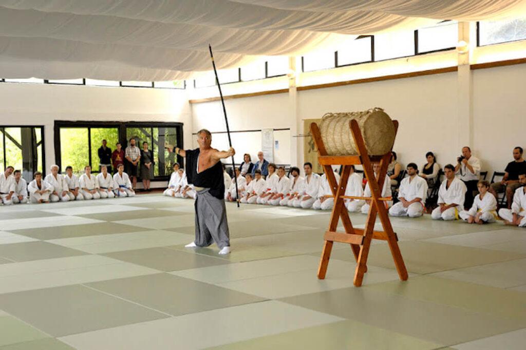 Disciplinas do Budo (Kyudo)