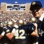 The Battle for the Shillelagh Trophy:    Great Players, Great Coaches, Great Games