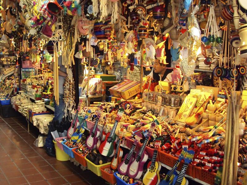 Mercado Dan Juan de Dios