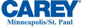 Carey Transportation Minneapolis St. Paul logo