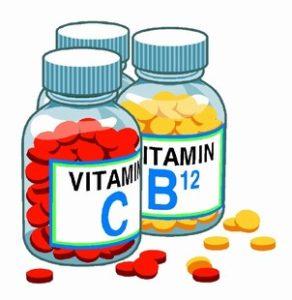 3 bottles of vitamins for diabetes