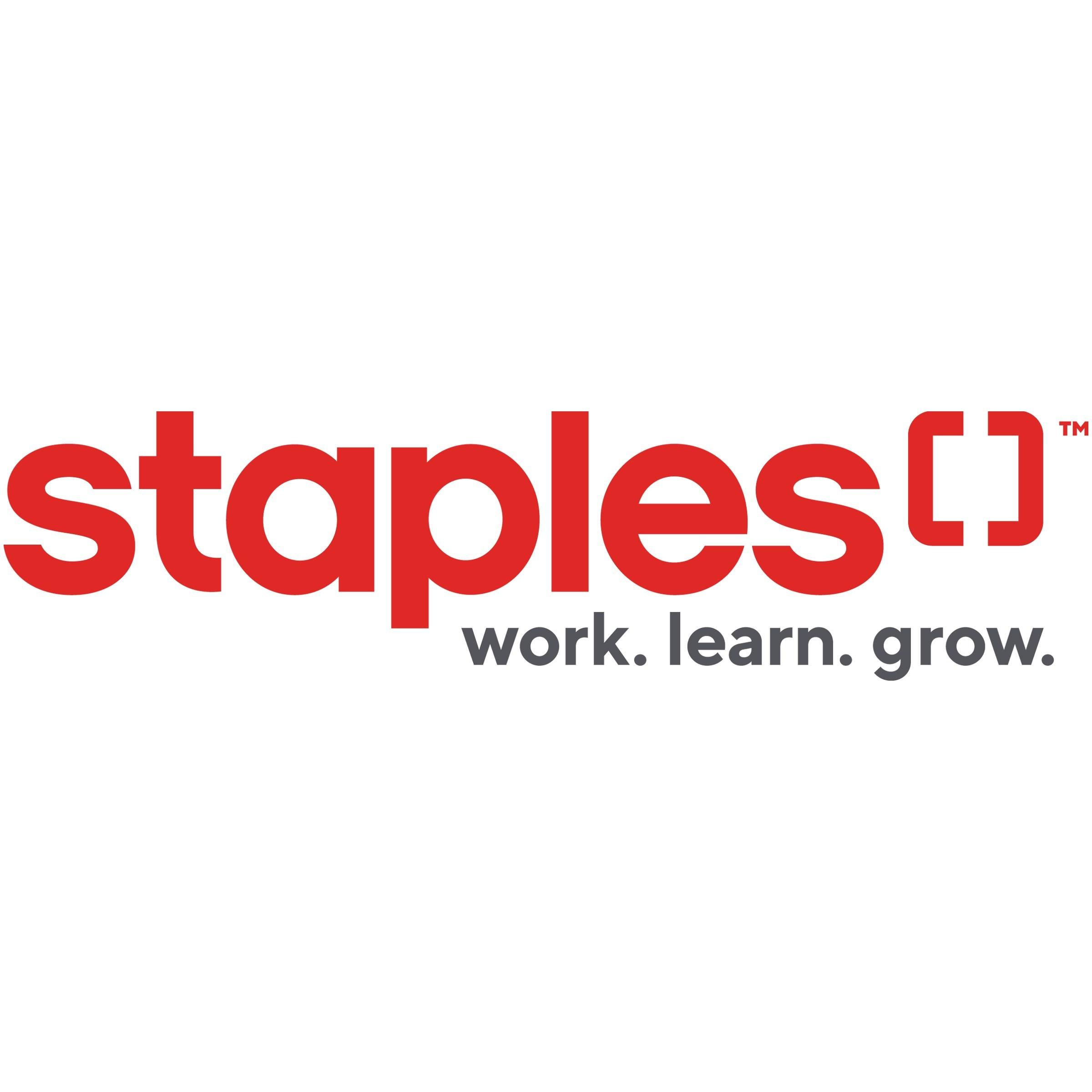 Staples Canada Logo (CNW Group/Rexall)