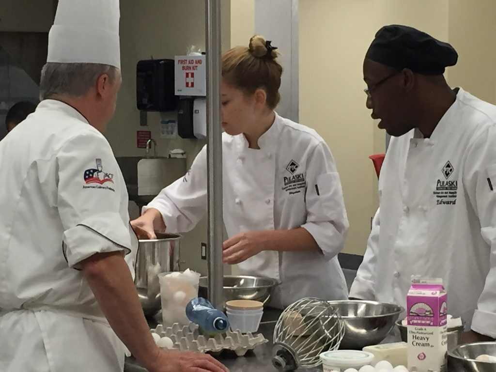 PTC Culinary Students (15)