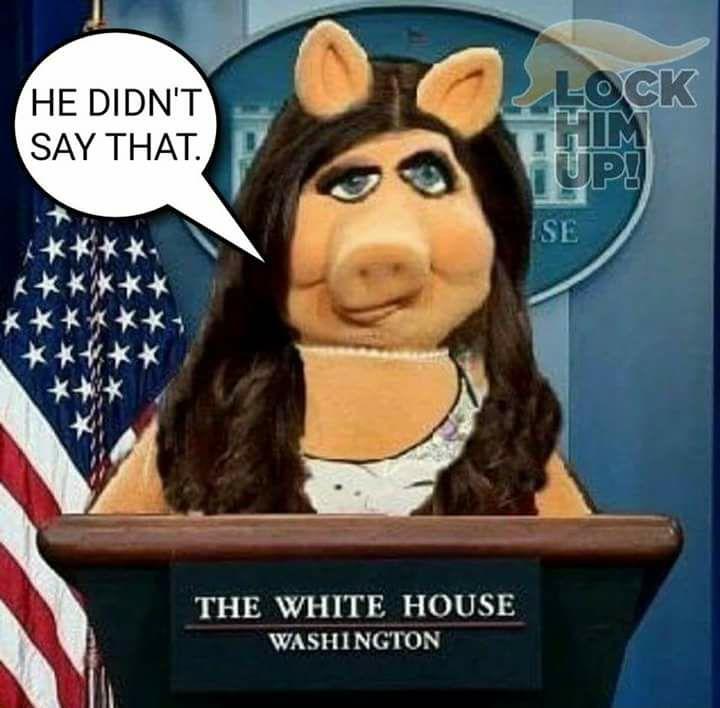 20 Hilarious Memes Mocking Sarah Huckabee Sanders