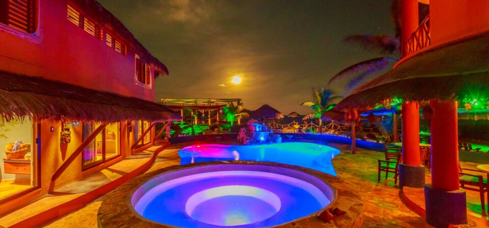 Villa la Bella will transform your mexican holiday into a relaxing romantic dream.