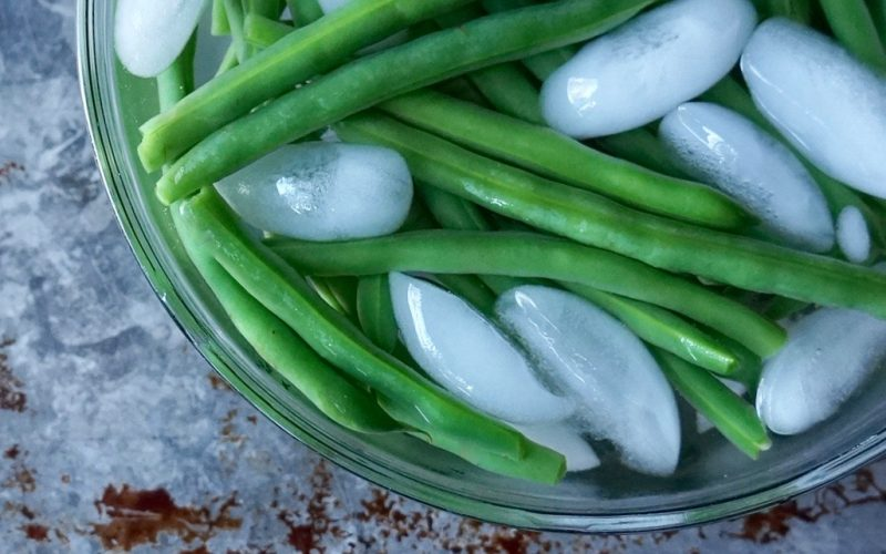 Lemon-Thyme Green Beans Cooking Lessons By rebecca Gordon Buttermilk Lipstick Southern Hostess Editor-In-Chief Southern Cooking Entertaining & Tailgating Brand Pastry Chef Author Writer Food Stylist Photographer TV Cooking Personality Editorial Director