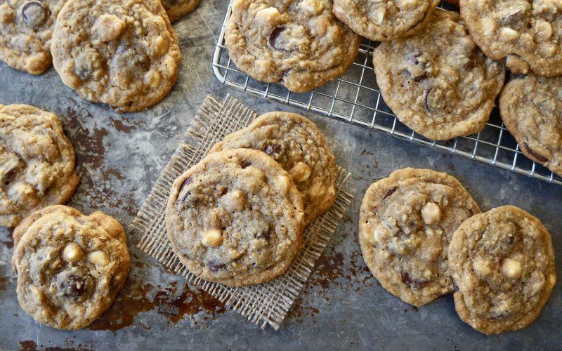 Baking Tutorials: Drop Cookies. Pecan-Oat Double Chip Cookies By Rebecca Gordon Editor-In-Chief Buttermilk Lipstick Culinary & Entertaining Brand Editorial Director Digital Culinary Photo Journalist Writer Pastry Chef Food Stylist Photographer Tv Cooking Personality Baking & Cooking Tutorials Practical Culinary Techniques For Everyday Cooks Southern Hostess Game Day Entertaining
